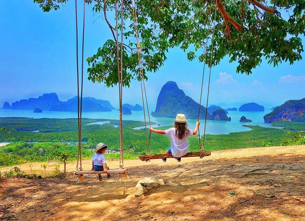 Thai-Reife hilft sich selbst