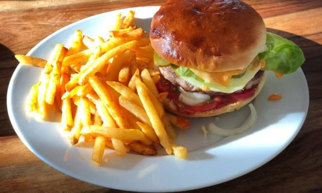 Der perfekte homemade Burger!